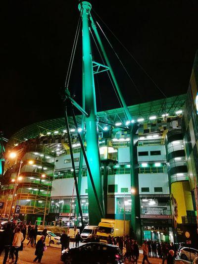 Stadium Architecture Stadium Alvalade XXI Lisbon