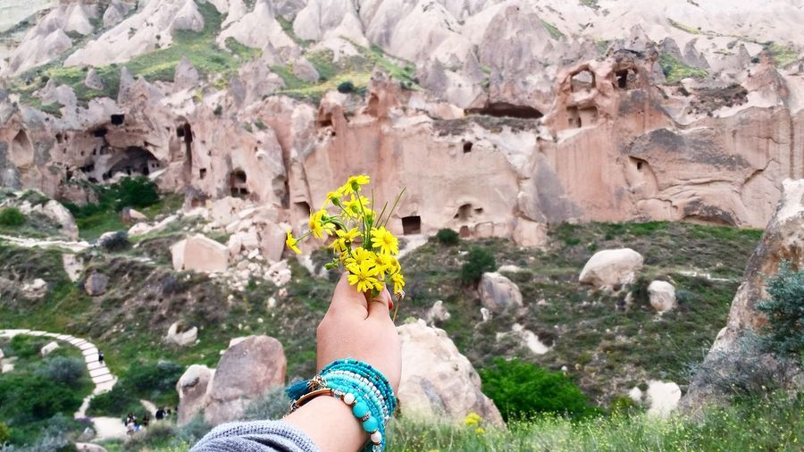 Beauty In Nature Tourism Nature Peri Bacalari Kapadokya Capadoccia