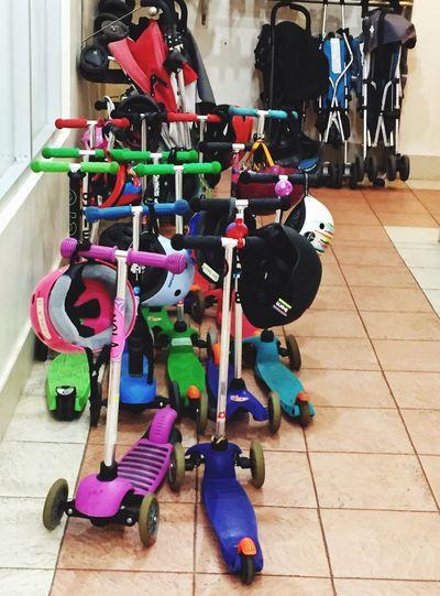 Brooklyn preschool scooters Stroller