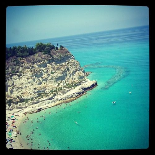 Sea Emerald Coast Calabria