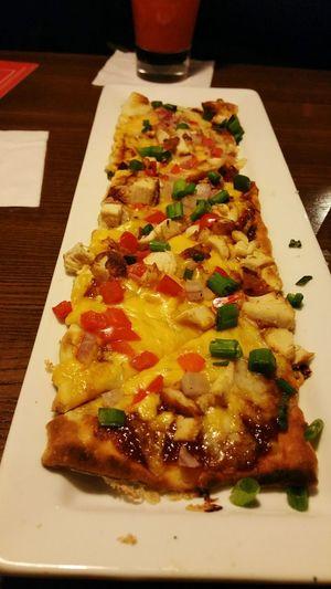 Pizzabread. Applebees Pizzabread
