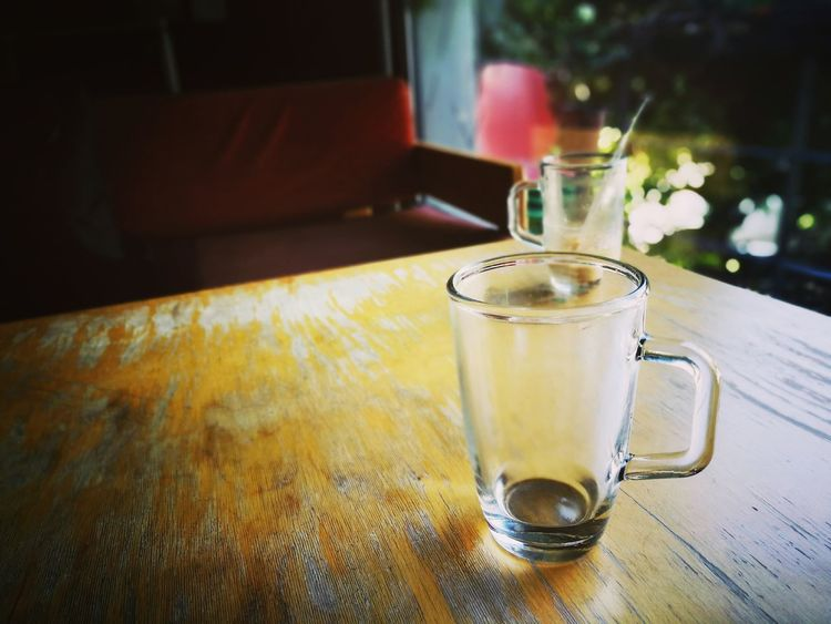 A New Fine Day At A Cafe Enjoying Life Coffee Shop Relaxing FreeTime Hongdae Street