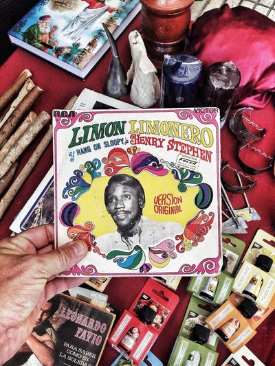Limon Limonero Lemon Lemon Tree Henry Stephen Vinyl Records Vinyl