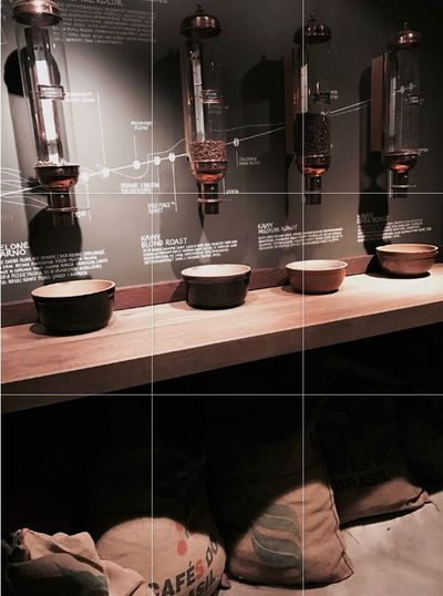Cafe Starbucks Poland Travel