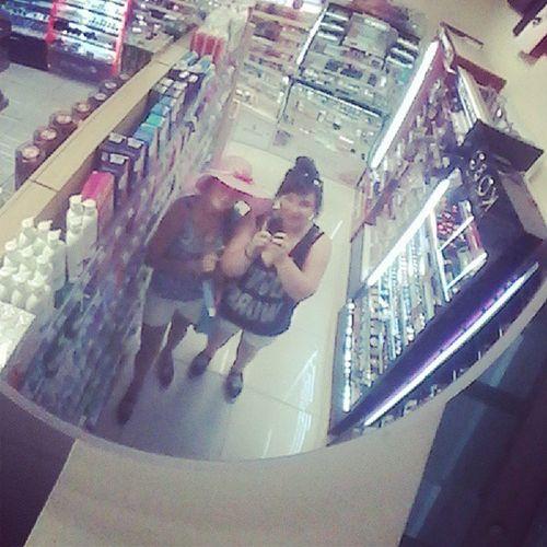 Me Ola In Rossman we love shopping