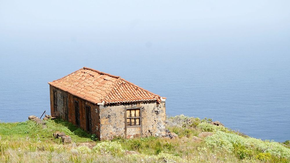 Old House Old Ruin Old Architecture Agriculture Social Issues Built Structure No People Sky Nature Architecture Water Outdoors Day Atlantic Ocean EyeEm Nature Lover Vulcanic Landscape Wandering Outdoors Landscape_photography Tranquil Scene EyeEm Best Shots - Nature Hiking Nature Reserve Nice Atmosphere EyeEm Gallery Travel