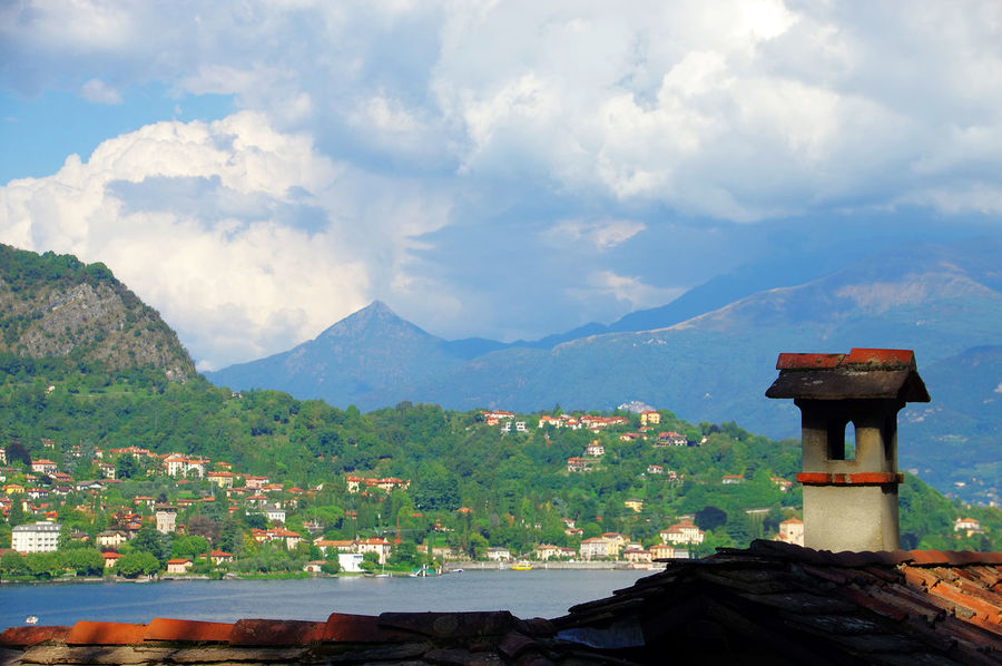 Alpi Alpine Alps Bellagio Como Comolake Europe Ferry Lake Landmark Landscape Mountain Resort Travel Traveling Water