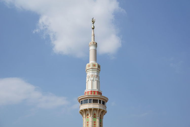 Tower of Mosque