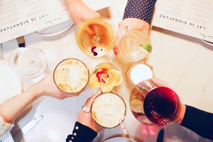 Cheers Human