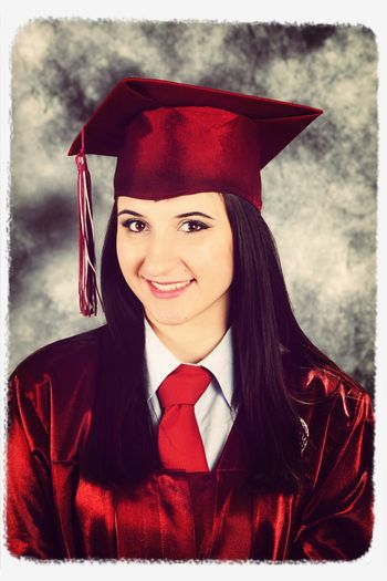 And graduated! :) Yeah, It's Me ☺