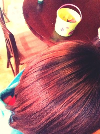 With effects I❤ my hair