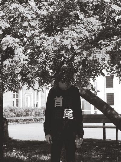 Blackandwhite Tree Nature Noface Headless