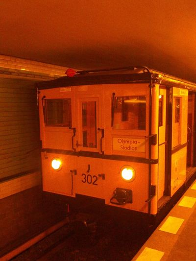 Berlin goes Oldschool in the Underground Notes From The Underground