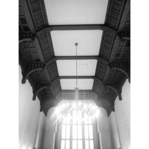 Gründersaal Augusteviktoria Holzdecke Schöneberg Berlin