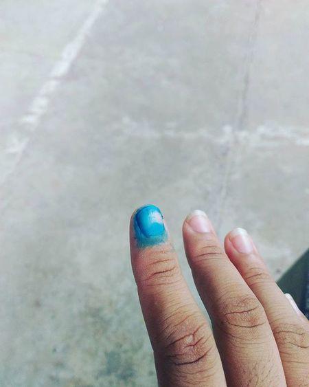 Voted. Halalan2016