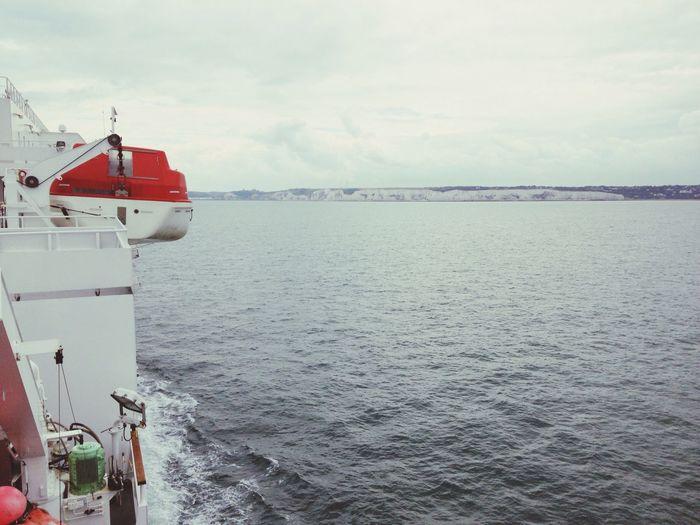 England Ferry Dover