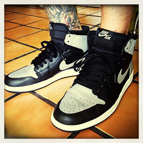 AJ I shadows Sneakers Nike Air Jordan Shadows 1