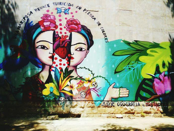 Graffiti University Of Valencia Philosophy