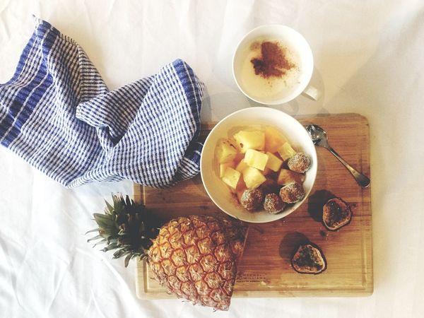 Breakfast Pineaple  Open Edit