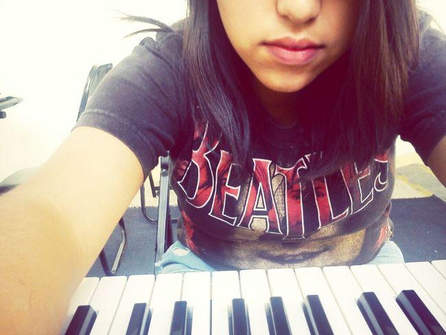 bueno este yo amo la música