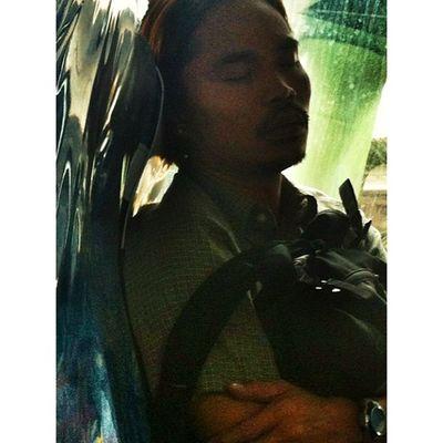Igbest IGDaily Igmanila Ig_philippines Stranger Bus Ride Sleepy Pacman😜