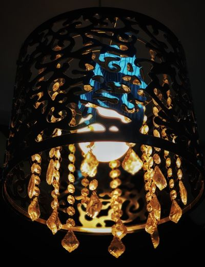 The lamp at Aex Hair design.... Lamp Lamplight Lamps And Lights. Lamp Design Gold Colored Gold Close-up Decorative Art Jewelry Diamond - Gemstone