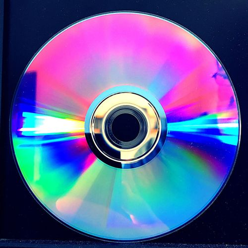 Multi Colored No People Close-up Indoors  Day Colors DVD Dvds Dvd Disk Disk Reflect Reflection Cd Disc Disc