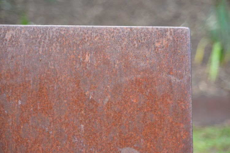 Weathered Rusty Day No People Outdoors Weathered Close-up Focus On Foreground Nature Textured  Corten steel