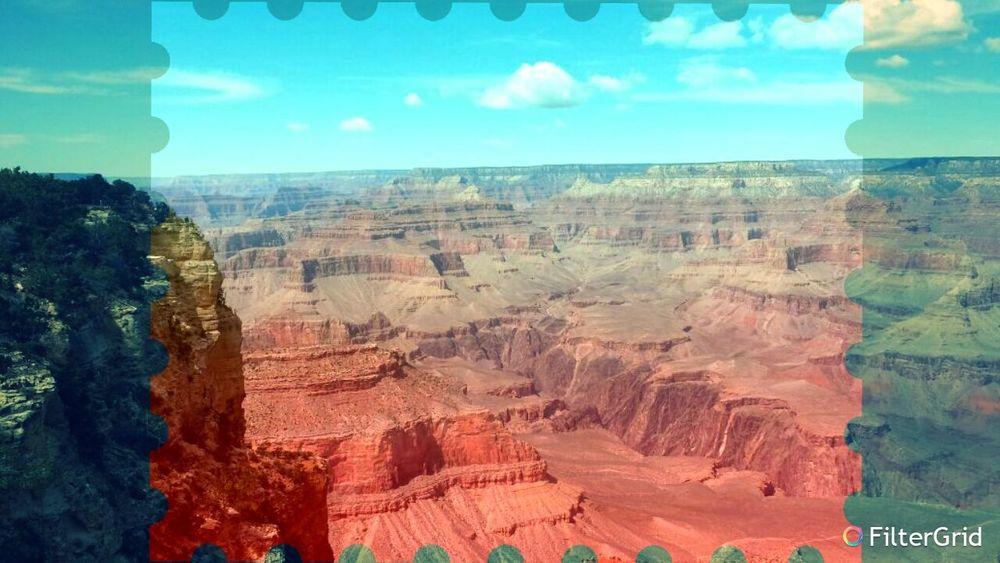 Grand Canyon Filtergrid