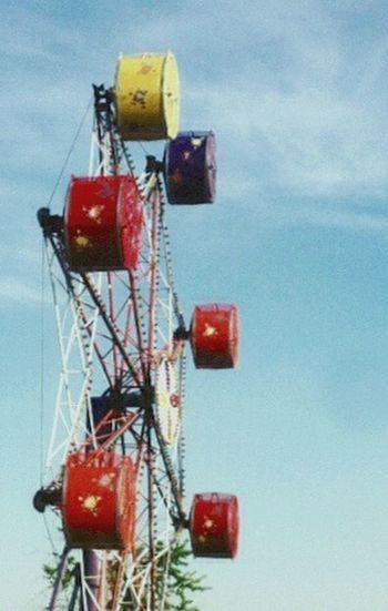 Ferris wheel! Small Town Big Lives Making Memories! :) Carnival Rides Games Ferris Wheel Smile Laughter Fun