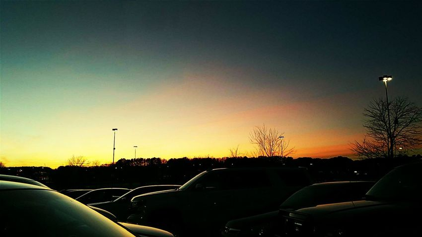 Reawakening Sunset Lt First Eyeem Photo