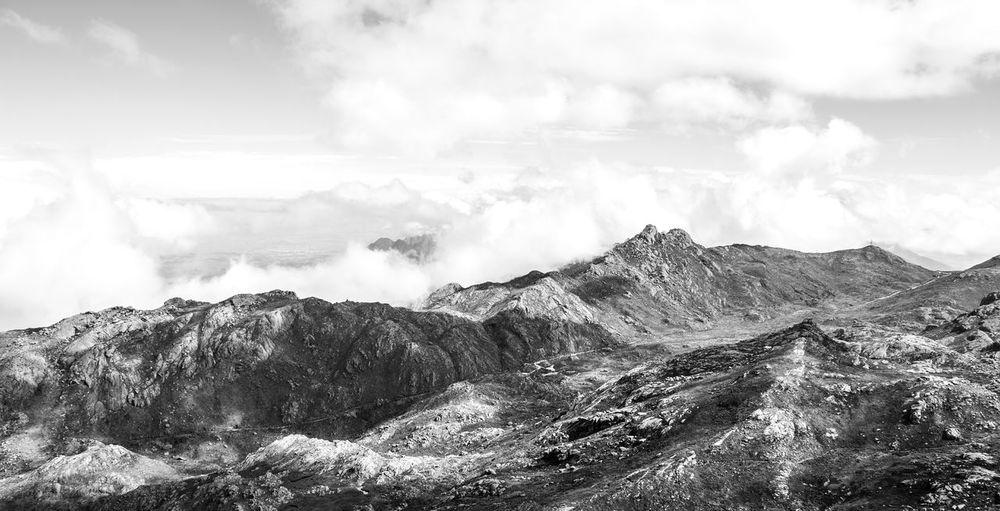 View of itatiaia national park against sky