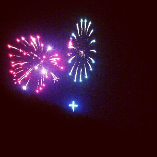 Cross Fireworks Kobayath