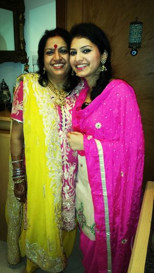 Mil Adorable Mommyluv Karwachauth