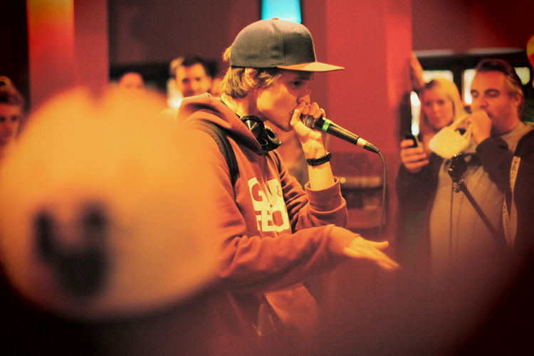 Event Beatbox Beatboxing Casual Clothing HipHop Lifestyles Music Young Men