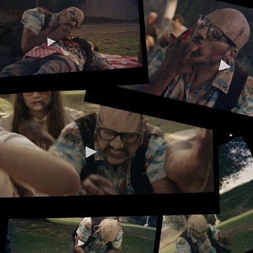 """Breaking Bad"" Zombie in George Watsky's (@gwatsky) KillAHipster video!"