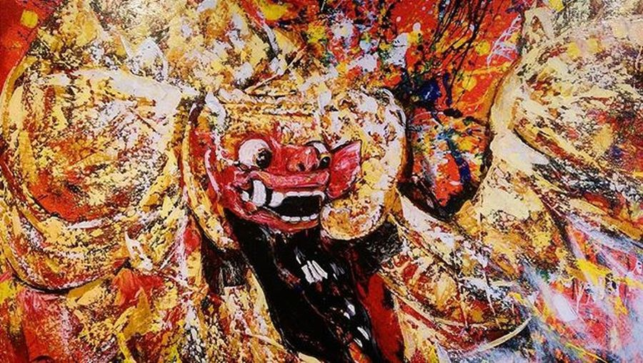 VSCO Ahrt Painting Acrylic ArtPh Red Abstract Dragon Gallery Exhibit  Yellow Vibes Hypebeast  Instaart Instagood Instadaily Black Artsy Paint Love Happy Instamood Instalike Visualgang Bored