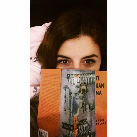 Tıkanma Choke Chuckpalahniuk Book novel goodnight kitap iyigeceler