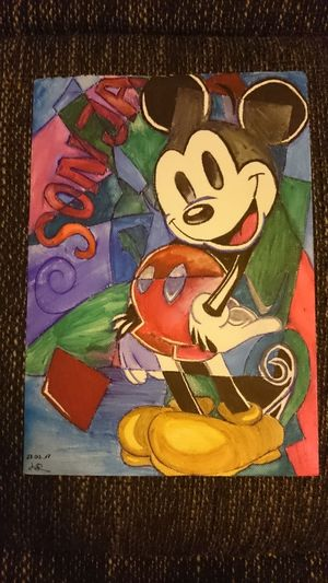 Mikey mouse Mikey Mouse Art Nice Fashion Funny Raster