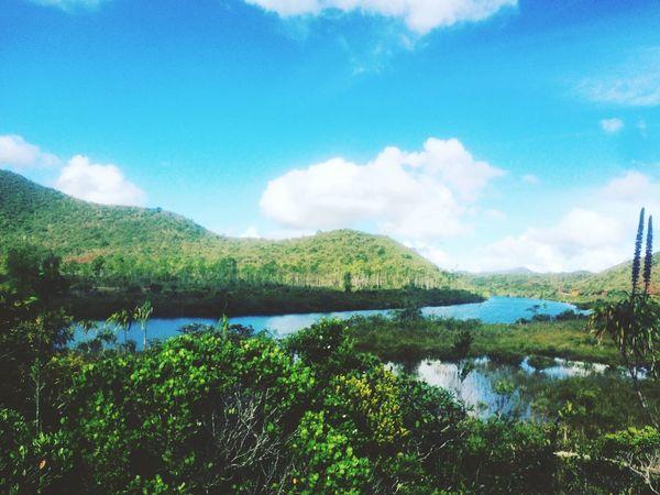 River Tranquility Zen Newcaledonia