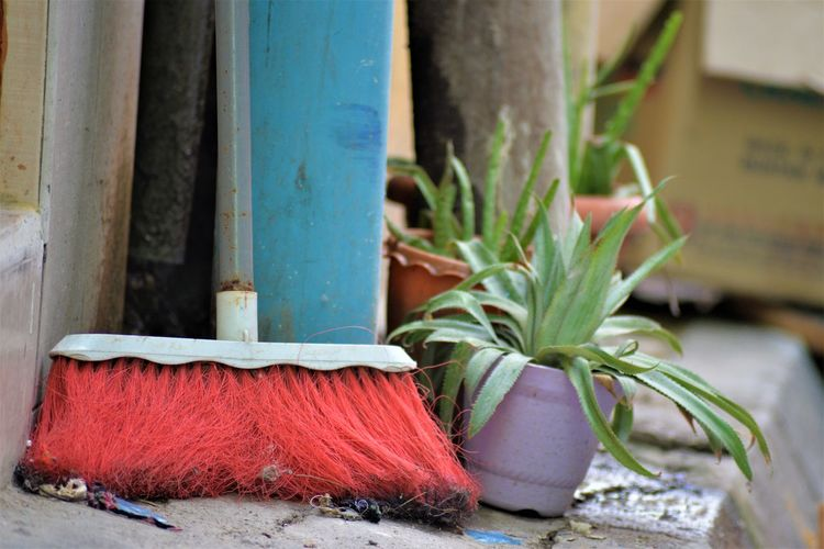 Broom Cleaning