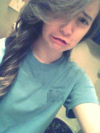 Can't always be pretty looking(: