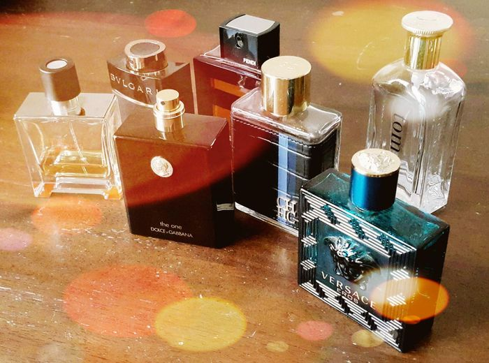 Perfumecollection Perfume Cologne Versace TommyHilfiger Carolinaherrera Dolce & Gabbana Hermes Fendi Bvlgari