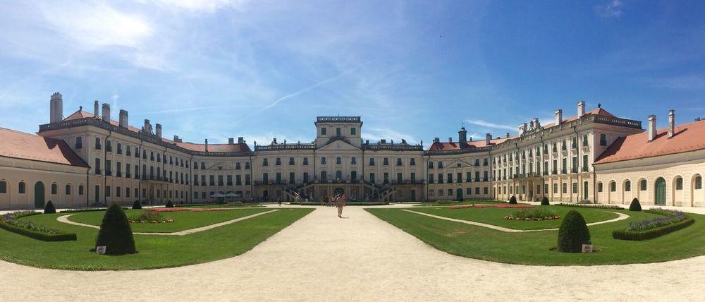 Esterházy kastély First Eyeem Photo Chastle Hungary Fertőd IPhoneography Iphone5s