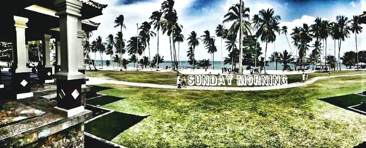 Sunday morning Sunshine Hanging Out Relaxing Journey Beach My Life My Adventure EyeEm Indonesia Exploreindonesia