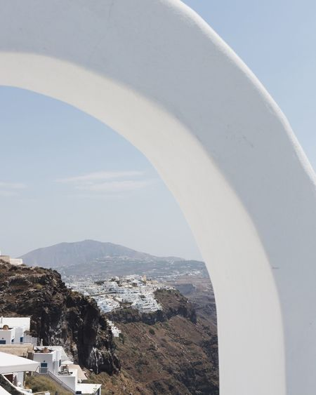 Architecture Built Structure Arch Day No People Mountain Indoors  Nature Building Exterior Sky The Week On EyeEm Santorini, Greece EyeEmNewHere Santorini