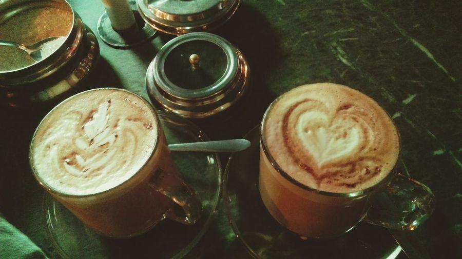 Eveningcoffee @timessquaremall @durbarmarg Withim. :)
