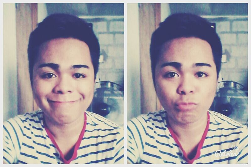 wacky and uglt face. Tipsy That's Me