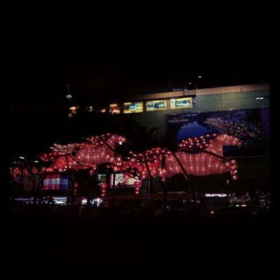 Chinatown Chinese Yearofthehorse