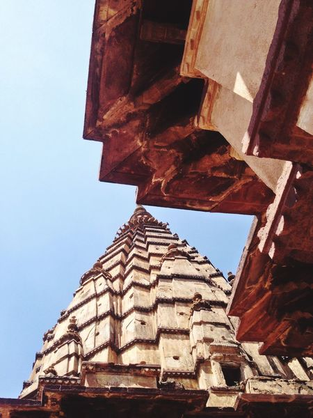 Fort Architecture India Illusion Touching Point Of View